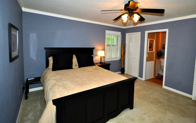 Master Bedroom in 1115 Bonnie Lane