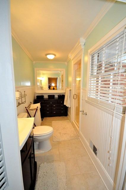 Updated Master Bathroom at 838 N Shem